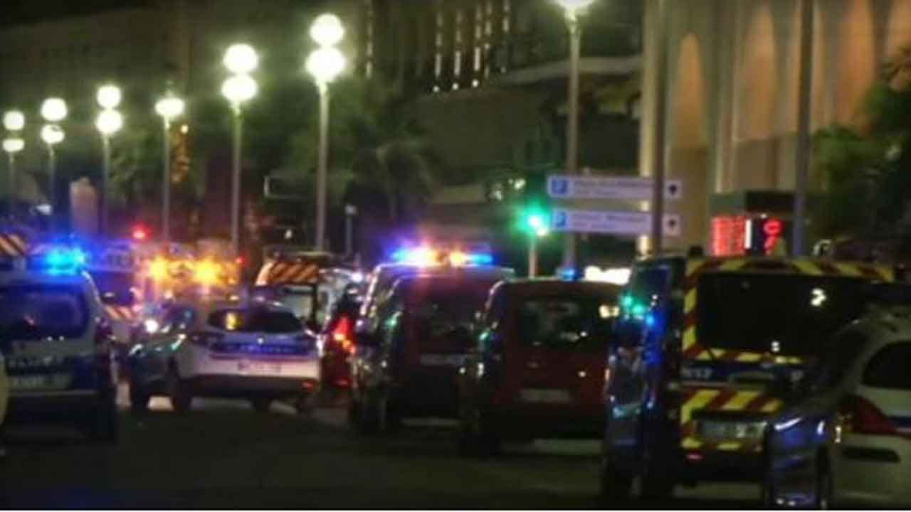 Dozens Dead After Truck Plows Into Crowd In Nice, France