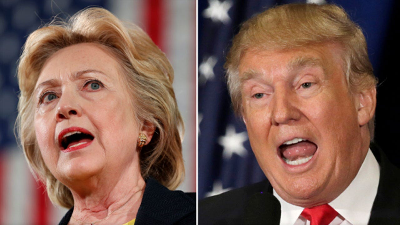 Hillary Clinton And Donald Trump Tied Going Into Conventions - CBS/NYT Poll