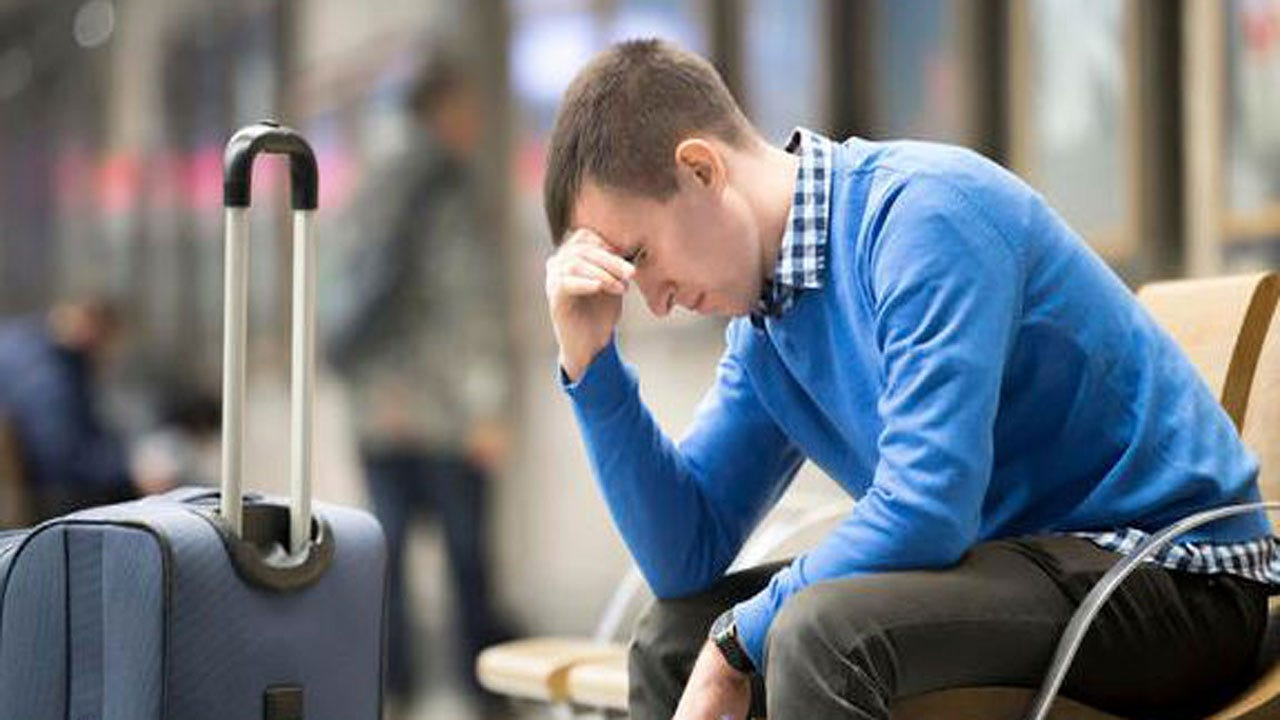 Why It's Harder To Recover From Jet Lag When You Fly East