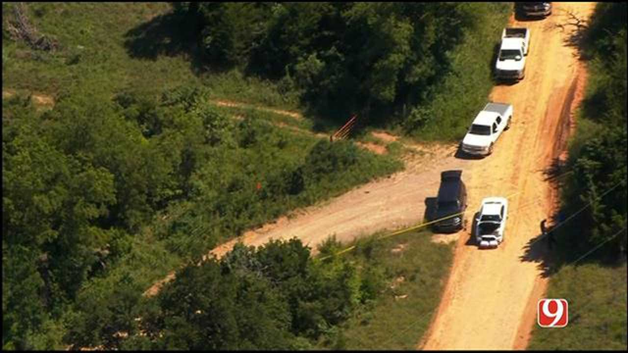 Authorities: Body With Multiple Gunshot Wounds Found Near Stroud