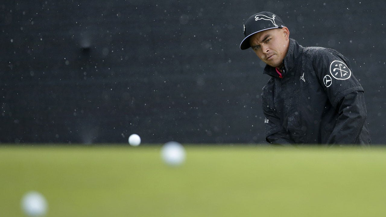 British Open: Rickie Fowler One Under Through Two Rounds