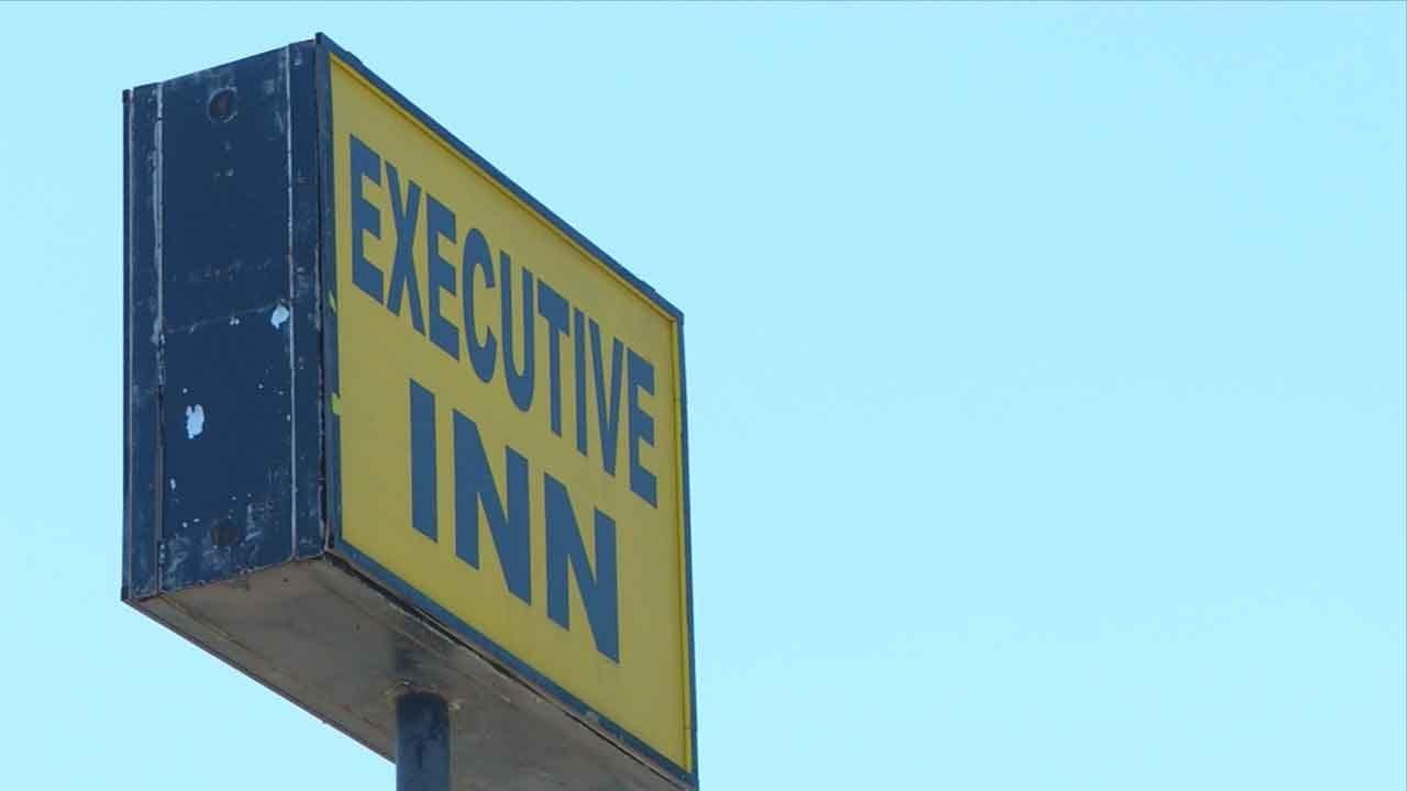 Criminal Group Burglarizing Metro Motels
