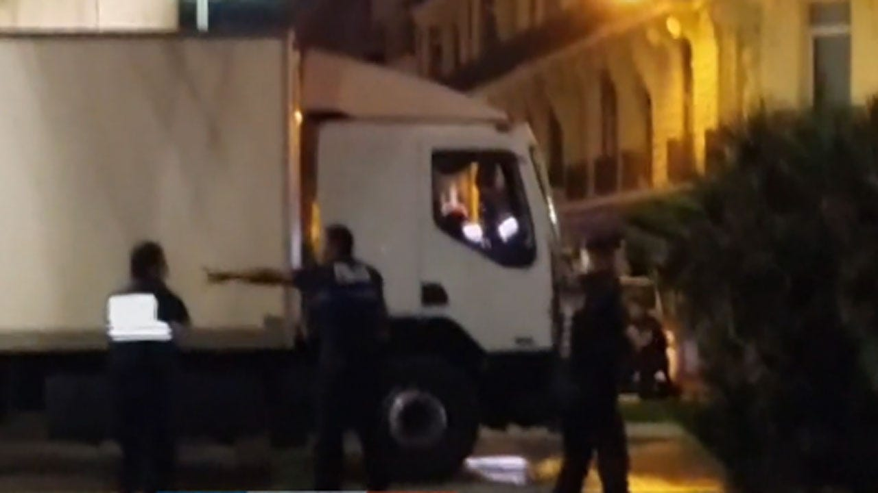 Driver In Deadly Nice Attack Was Known To Police For Petty Crimes