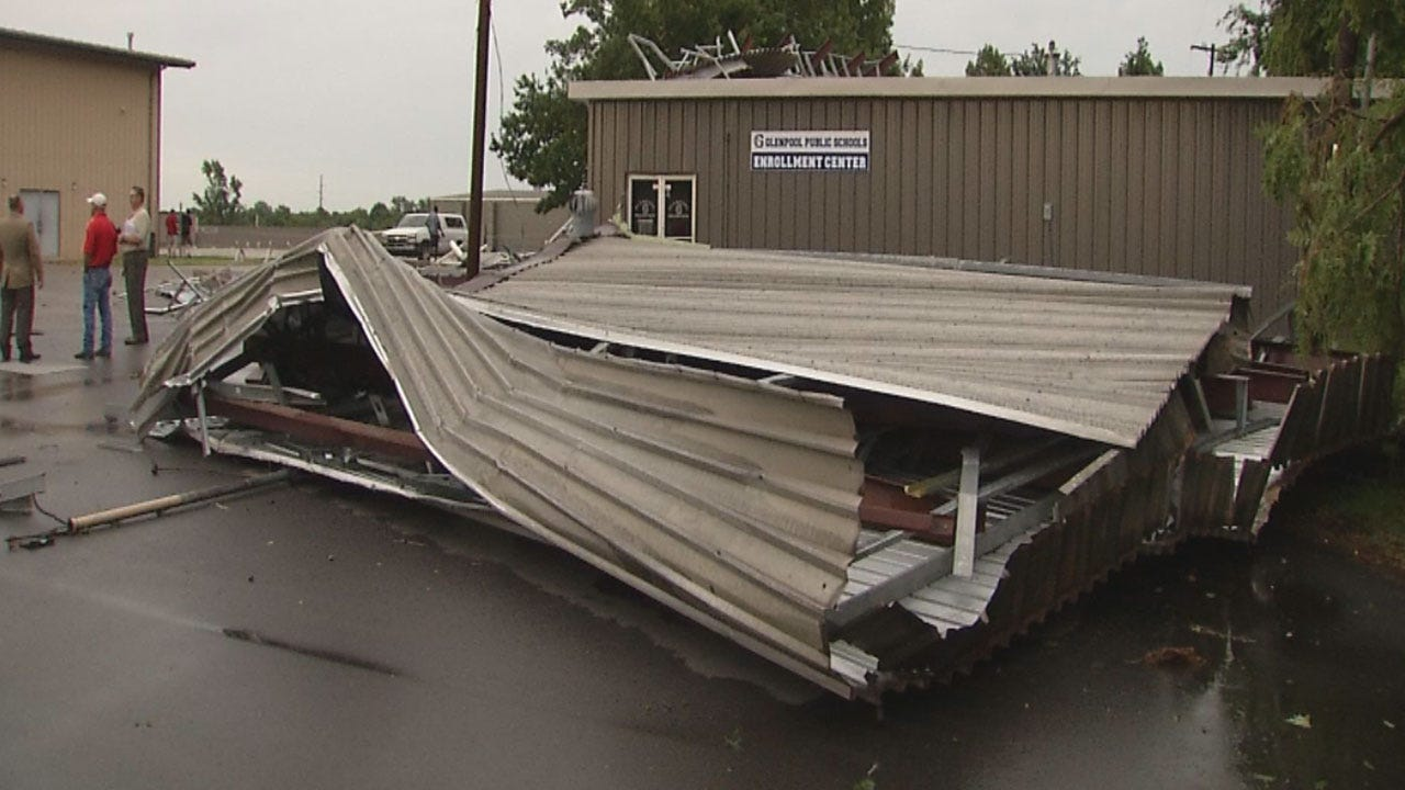 Gov. Fallin Declares State Of Emergency For 35 Counties Due To Severe Storms