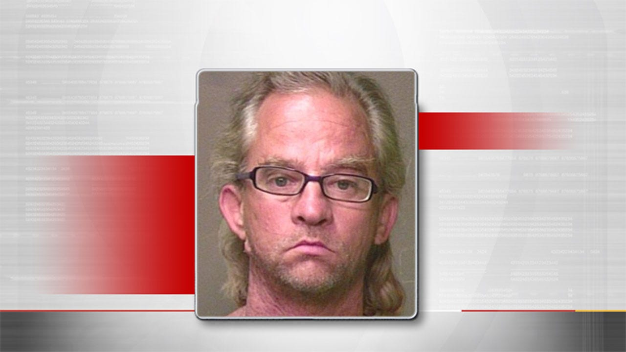 OKC Man Accused Of Giving Cellphone Containing Nude Photos To Child
