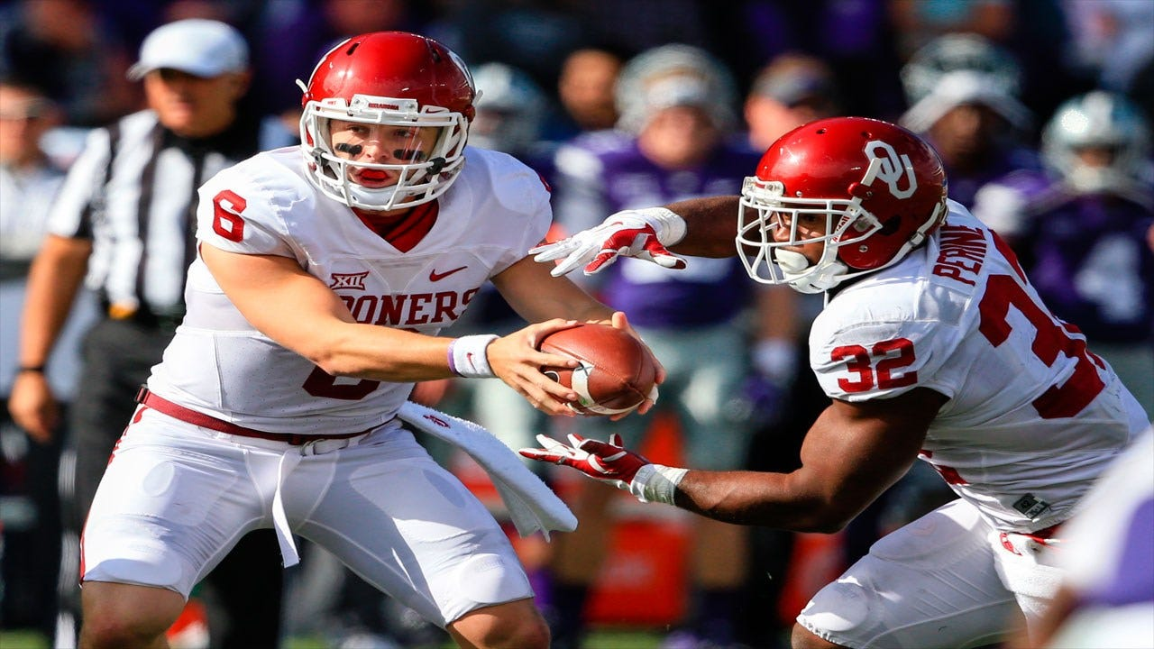 OU's Baker Mayfield & Semaje Perine Named to Walter Camp Award Watch List