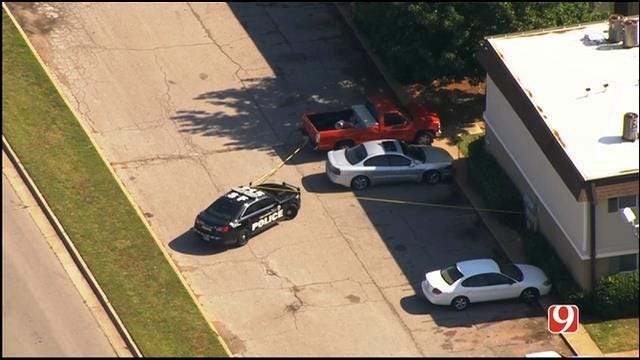 Police Investigate Shooting In Southeast OKC
