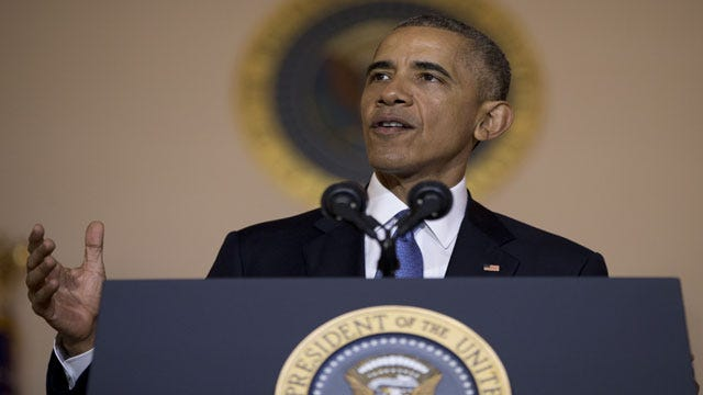 President Obama Signs Disaster Declaration For 6 Oklahoma Counties