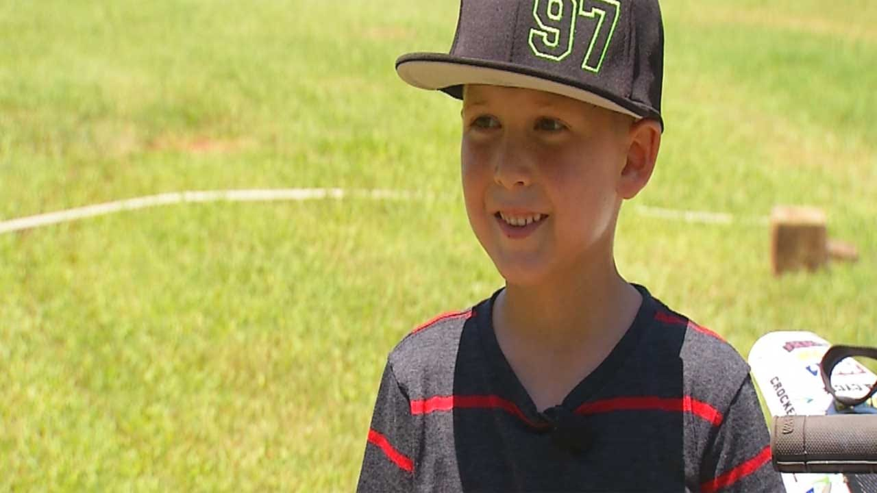Young Oklahoma Motocross Racer To Compete For National Title