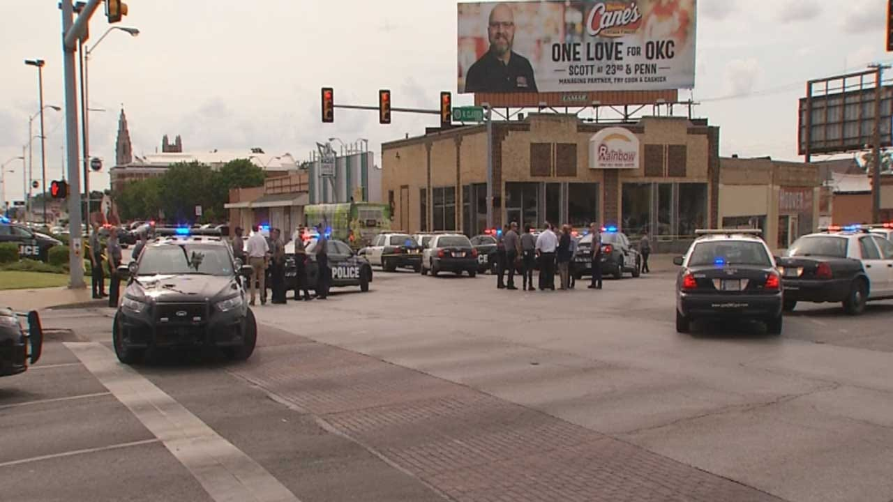OKC Police To Release Video Of Deadly Officer-Involved Shooting On City Bus