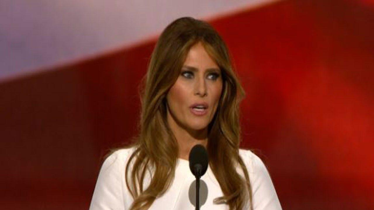 Did Melania Trump Plagiarize Michelle Obama?
