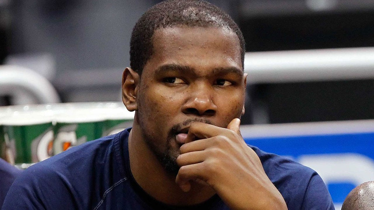 Kevin Durant After Choosing Warriors: 'I Didn't Leave My Bed'
