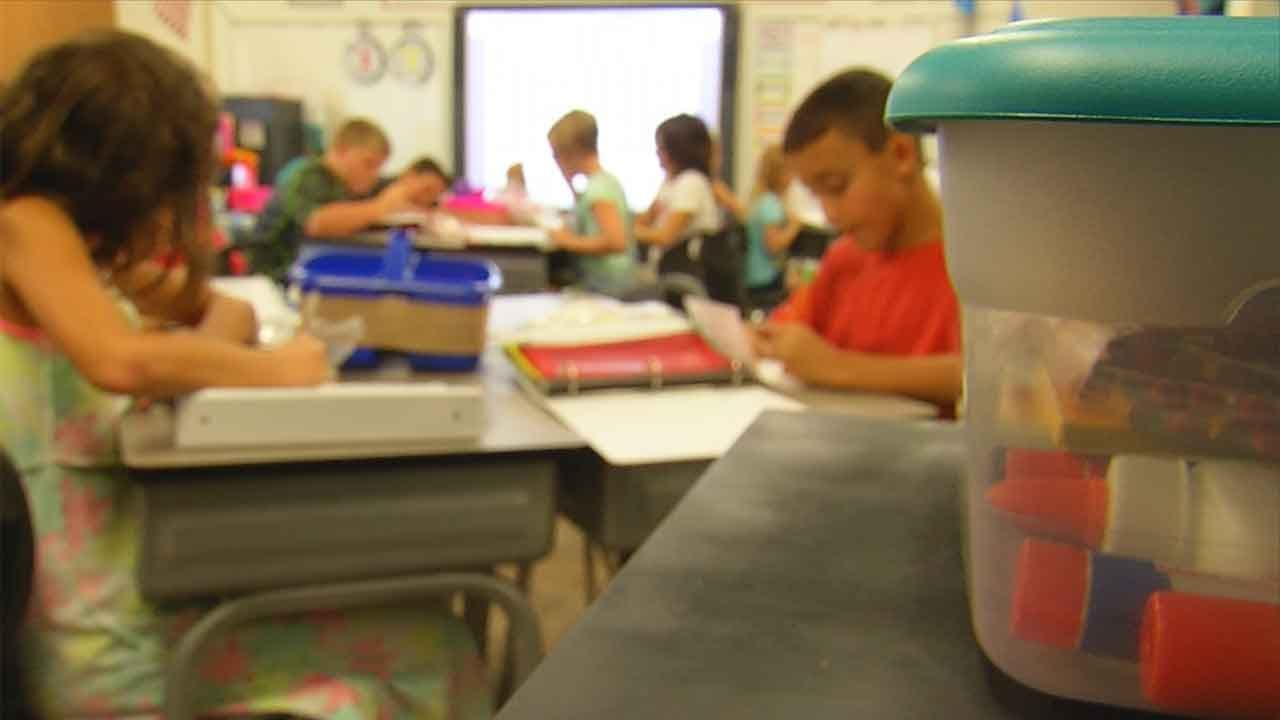 OKCPS Considering Switching Buildings