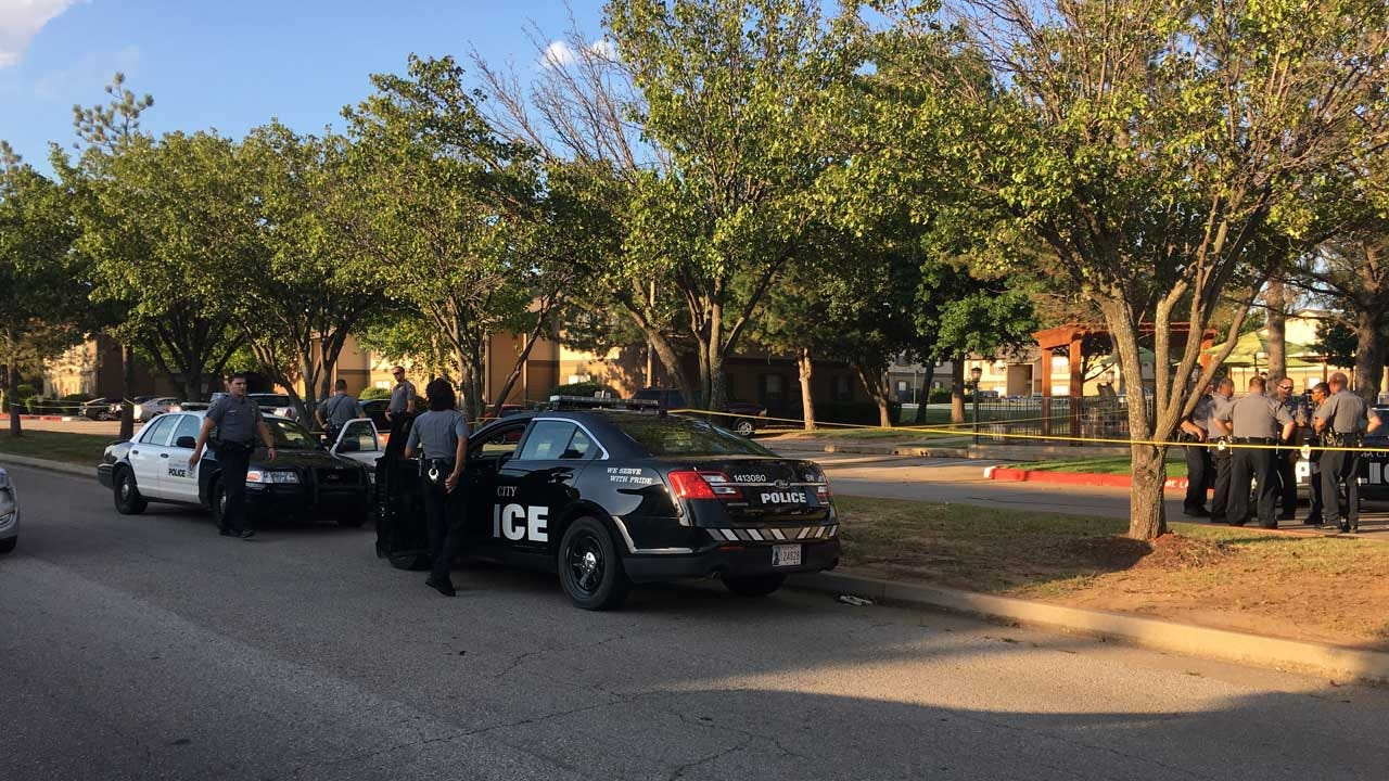Police Investigate Reported Shooting In SW OKC