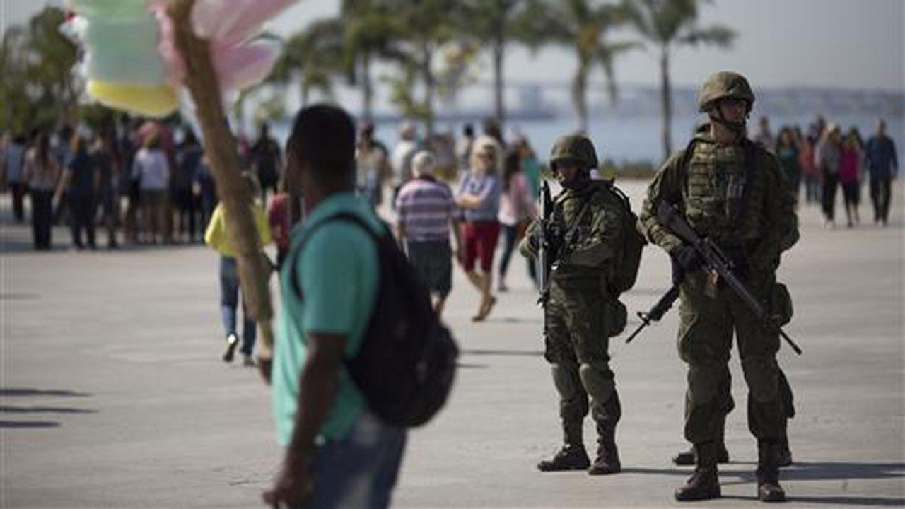 Brazil Police Arrest ISIS-Inspired Group Allegedly Plotting Olympics Attack
