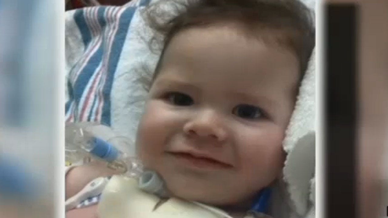 Noble Boy Battling Disease Selected For Make-A-Wish