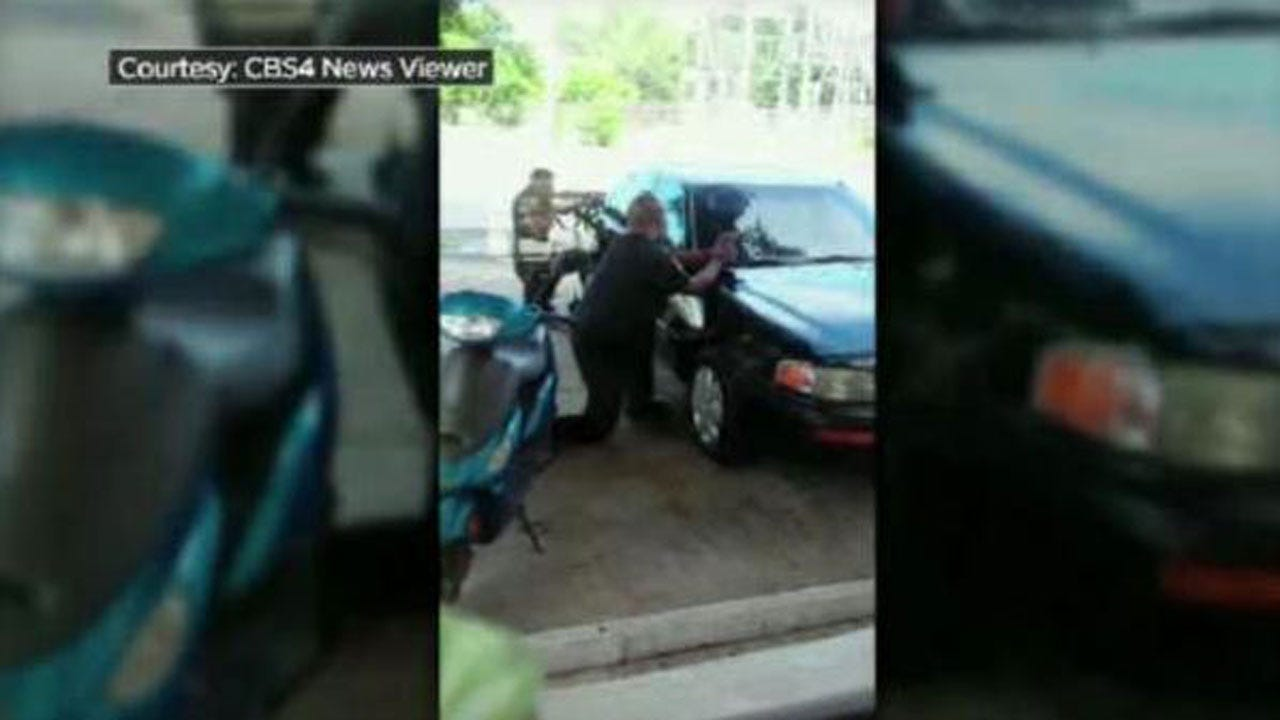 Police In Florida Shoot Caretaker Next To Autistic Man Playing In Street