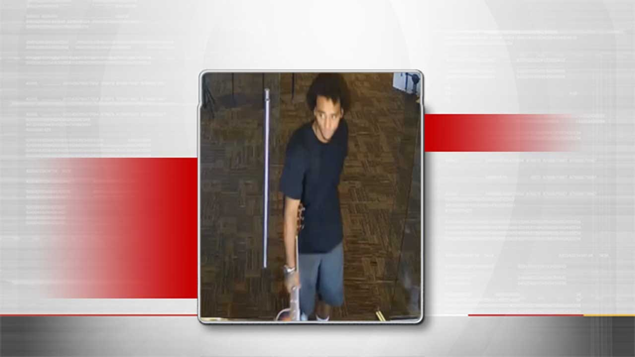 OKC Police: Four Suspects Wanted In Home Break-In