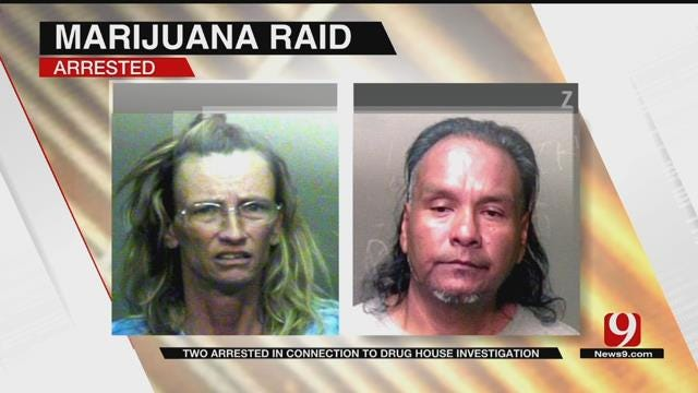 Two Arrested In Connection To Drug House Investigation