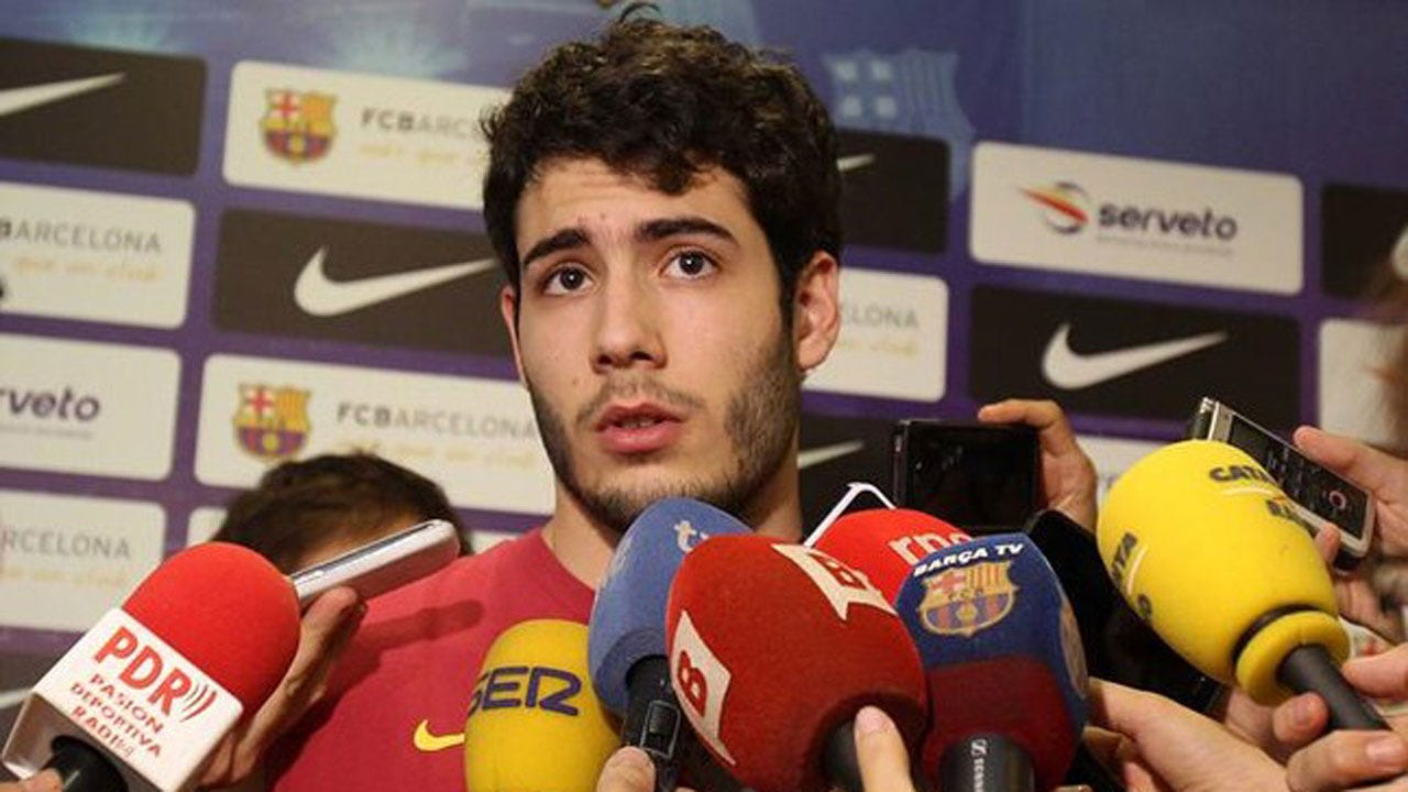 Thunder Officially Signs Alex Abrines