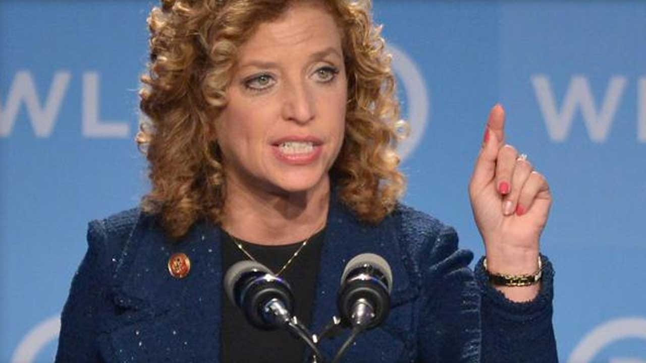 Debbie Wasserman Schultz To Step Down At End Of Convention As DNC Chairwoman