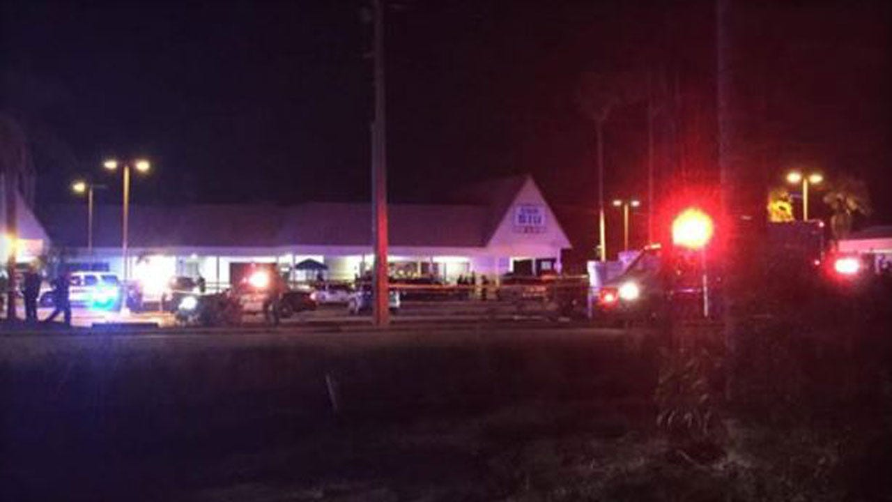 Mass Shooting Turns Teen Club Party Into 'Madhouse'