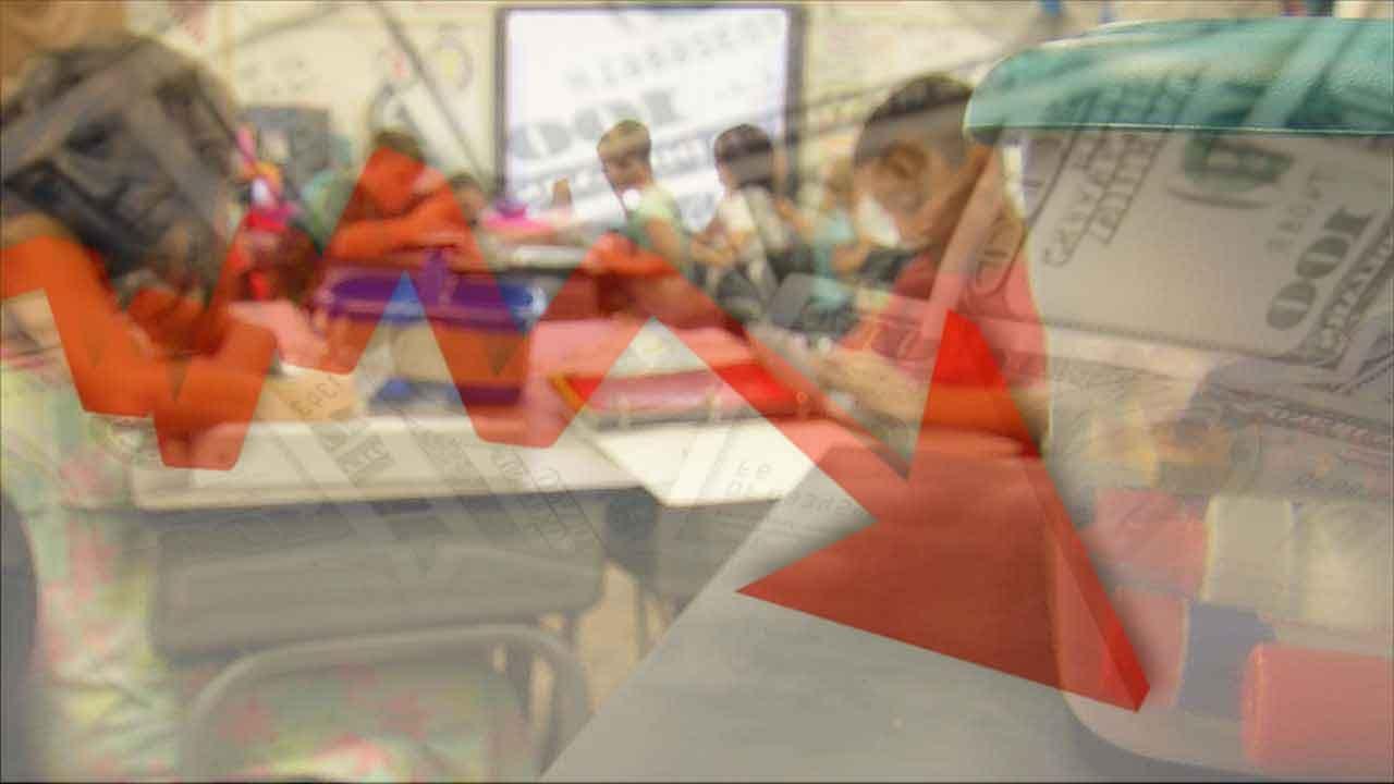 Edmond Opposes Sales Tax Increase For Teacher Raises
