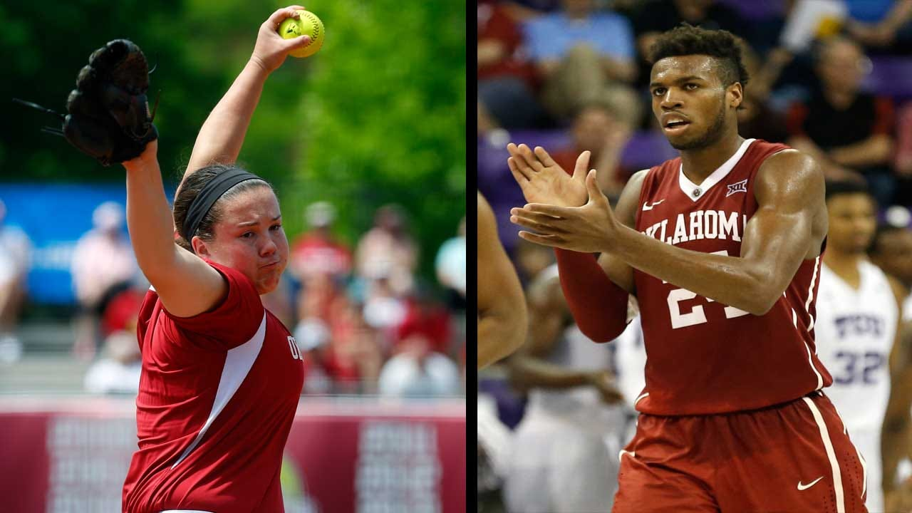 Hield And Parker Named Big 12 Athletes Of The Year
