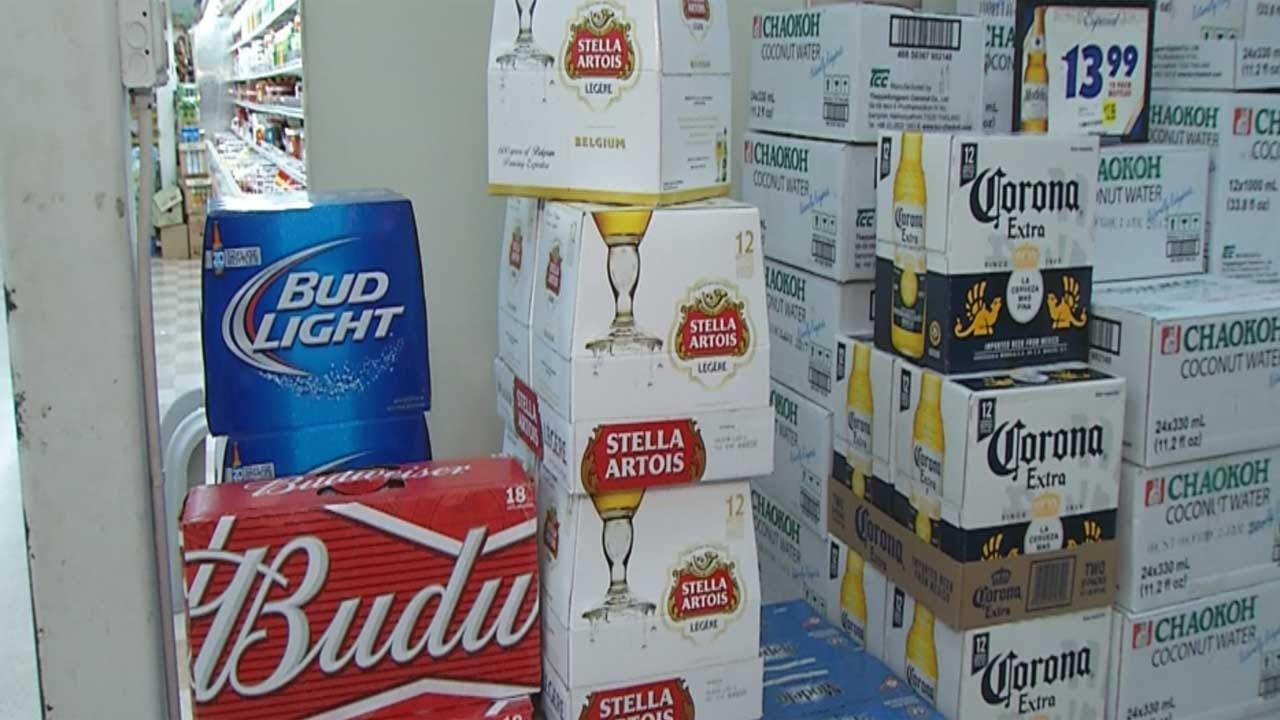 Alcohol Modernization Supporters Rally To Support In SQ 792
