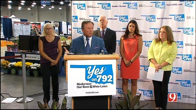 Campaign To Support Modern Alcohol Laws Kicks Off In OKC