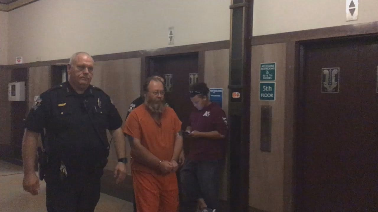 Accused Serial Killer Appears In Court, Waives Right To Speedy Trial