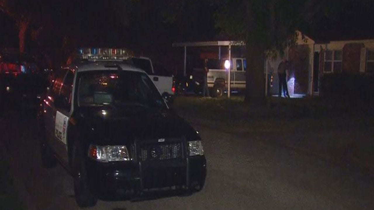 Police Investigate Shooting In North OKC