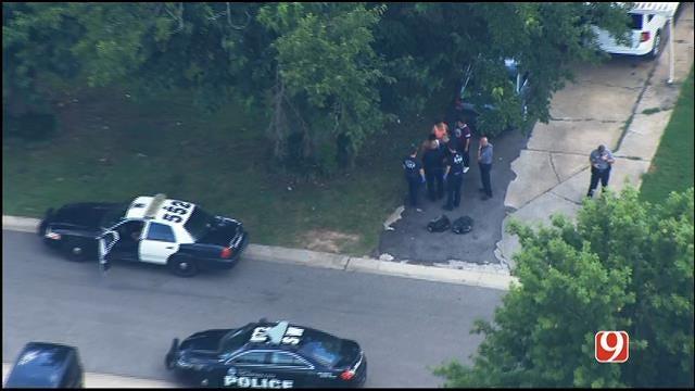 Police On Scene Of Reported Shooting In SW OKC Neighborhood