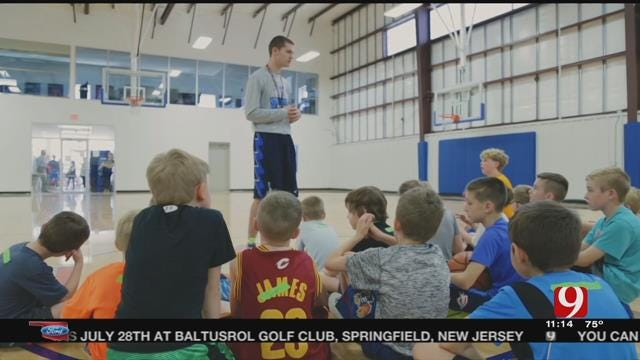 Solid Rock Provides Edmond With New Basketball Gym