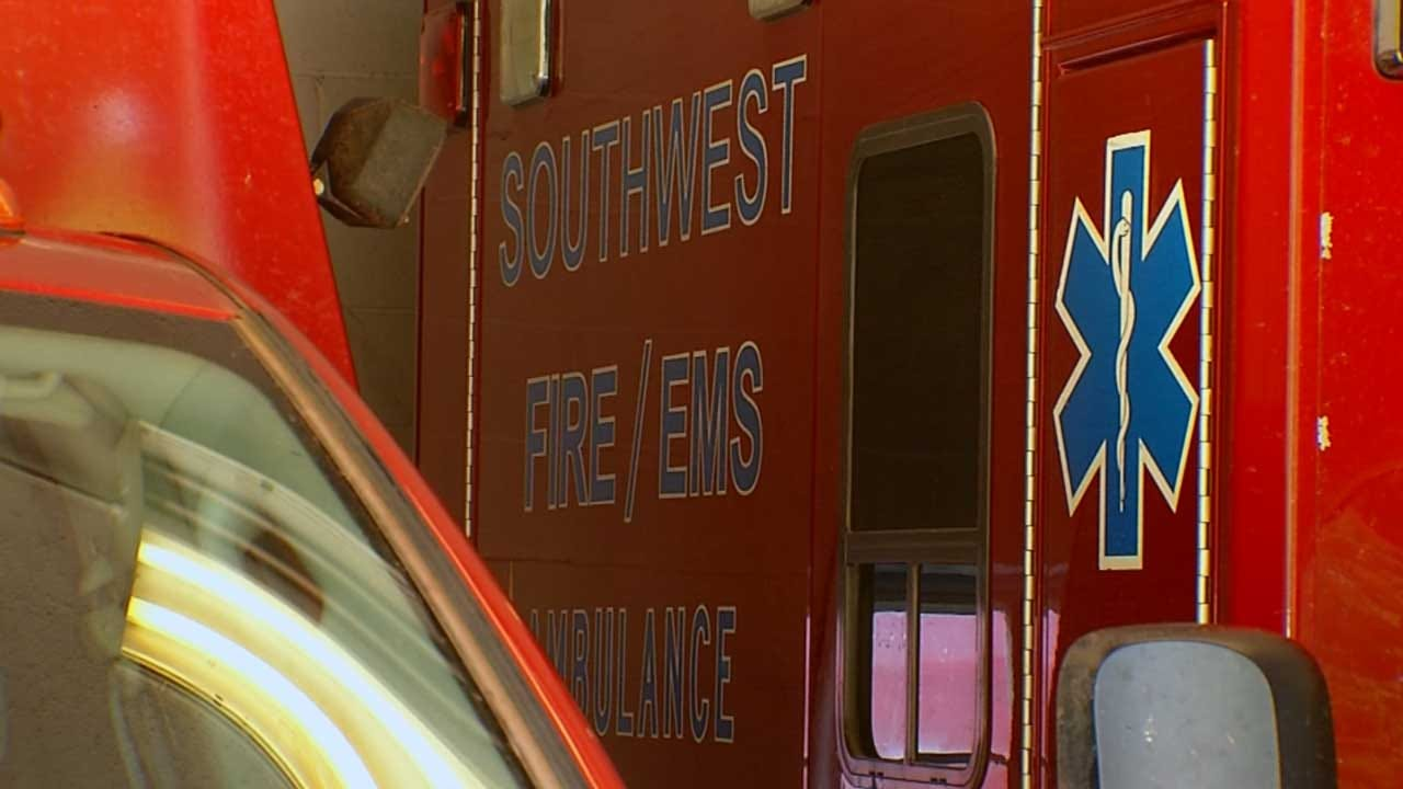 SW Lincoln Co. Without Working Ambulance