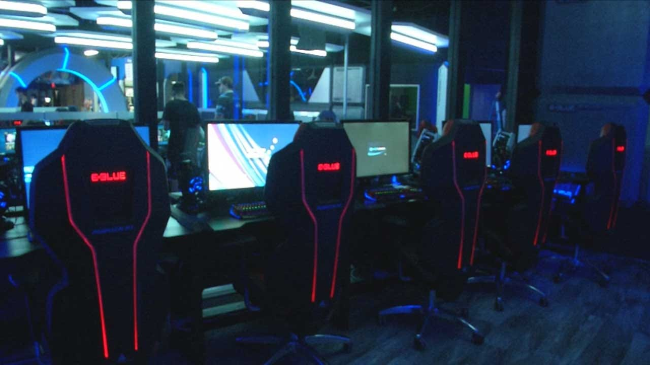 Red Dirt Diaries: Esports Arena Opening In NW OKC