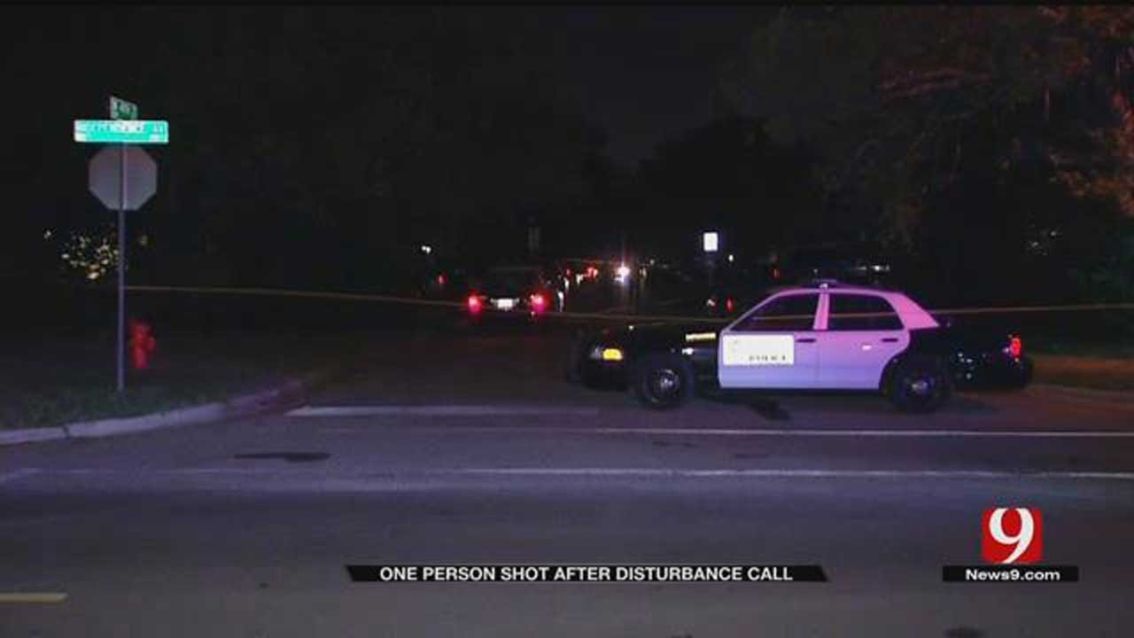 OKC Police Investigating Homicide After Disturbance Leaves One Shot, Killed