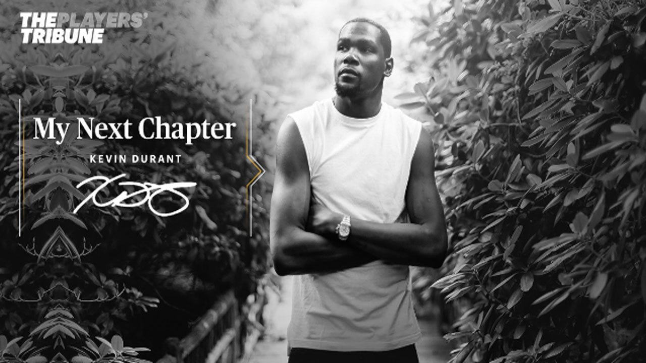 Kevin Durant Posts Letter About Decision