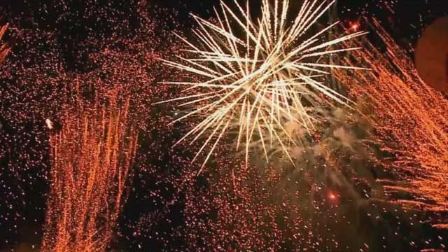 Stillwater Fireworks Show Cancelled