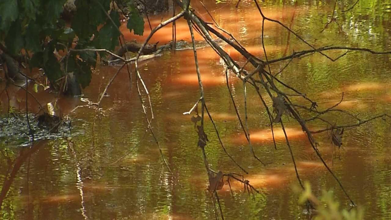 Body Found In Pottawatomie County