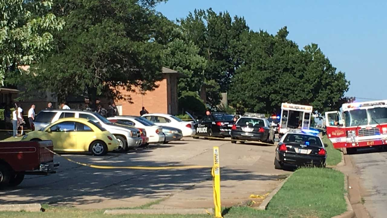 One Injured During Shooting In NW OKC