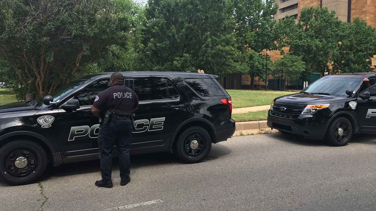"""OKC Police: """"Suspicious Device' At ME's Office Was Side Airbag Injector"""