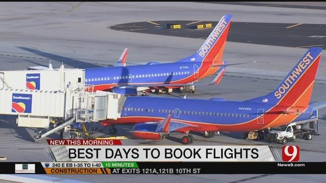The Best Days To Book A Flight