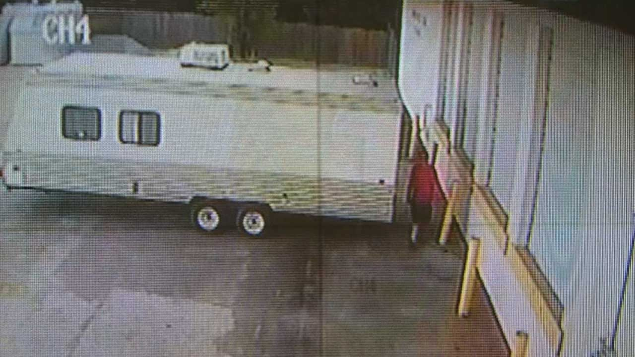 Camper Stolen From OKC Agency That Helps People Displaced By Disasters