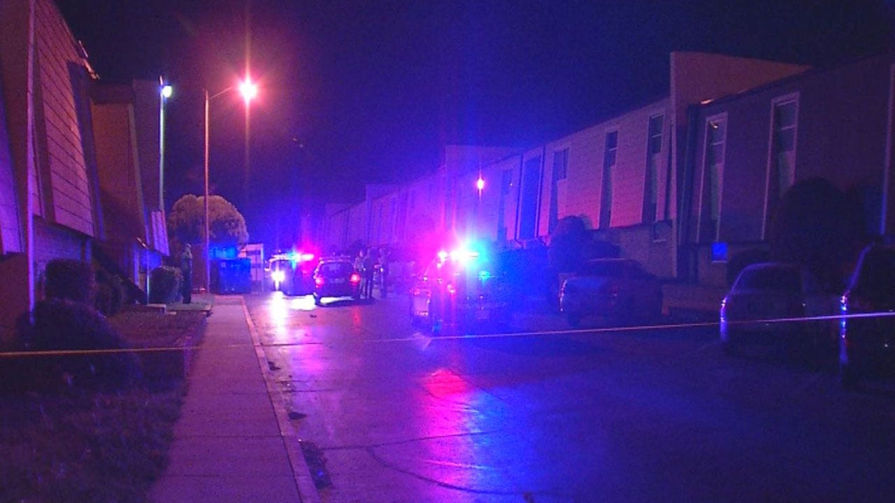 Police Identify Man Found Shot, Killed At OKC Apartment