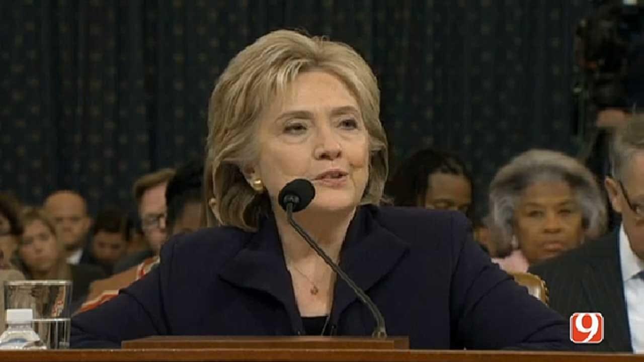 U.S. Senators, Including Sen. Lankford, Request Suspension Of Hillary Clinton's Security Clearances