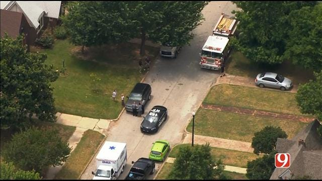 Child Hit By Car In NW OKC