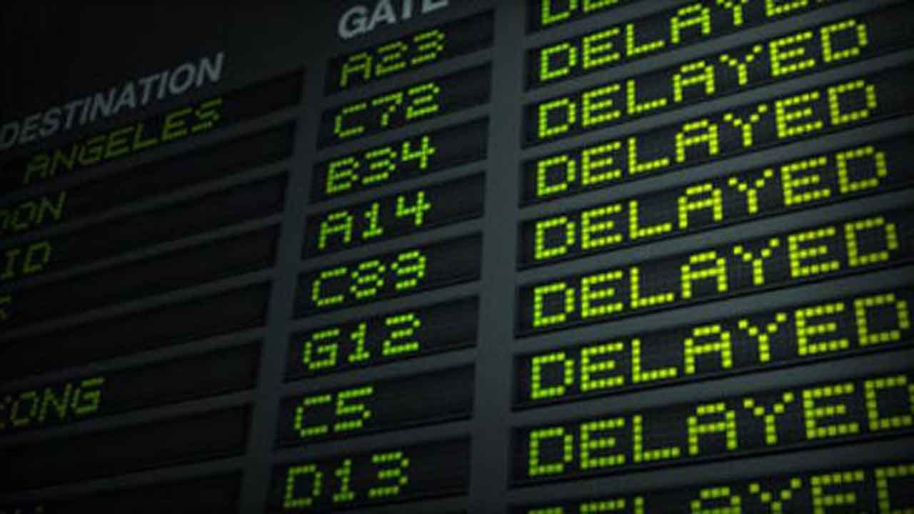 Microbursts, Power Outage Suspends All Flights At Will Rogers World Airport
