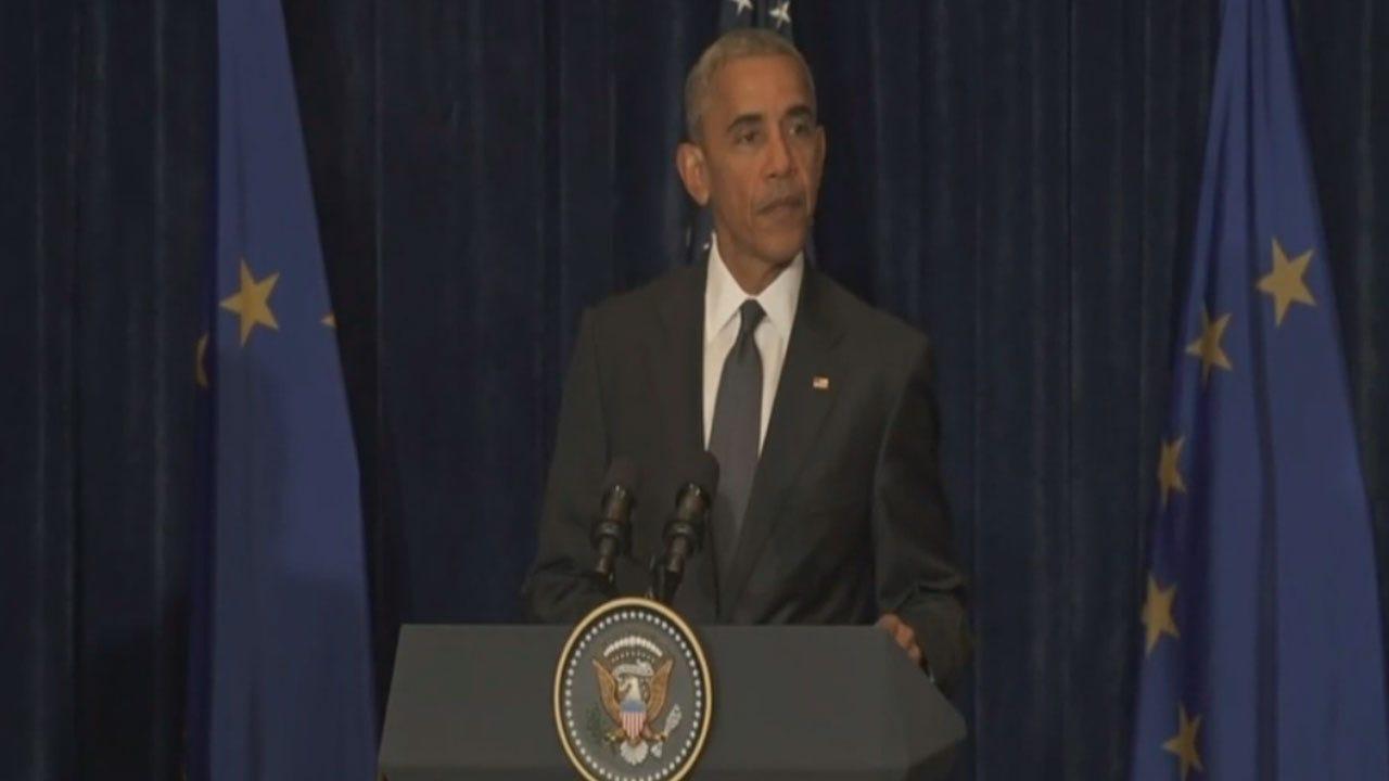 Obama: Attack On Dallas Police 'Vicious, Calculated And Despicable'