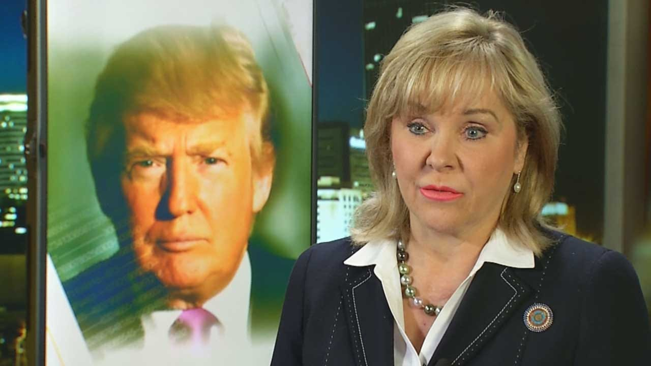 Only On 9: Gov. Mary Fallin Responds To Vice Presidential Rumors